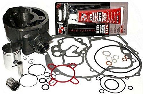Unbranded 50ccm Zylinder KIT KOLBEN + Nadel Lager Set für Generic Trigger SM 50 X 50 Zylinderkit
