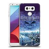 Head Case Designs Officiel Iron Maiden Brave New World Couvertures D'album Étui Coque en Gel Molle pour LG G6/G6 Dual