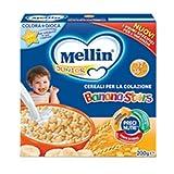 Cereali Mellin per la Colazione BananaStars