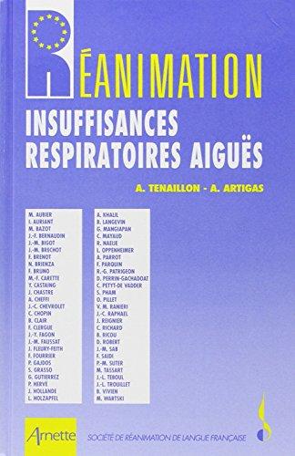Insuffisances respiratoires aiguës