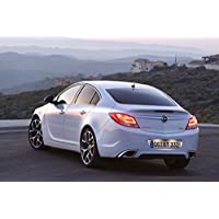 Clásico y músculo anuncios de coche y COCHE arte Opel Insignia OPC (2014) coche