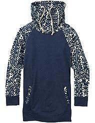 Burton Damen Lima Funnel Neck Pullover Sweatshirt