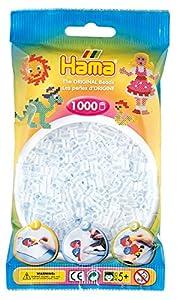 HAMA 207-19  - Blanco Perla Transparente, 1000