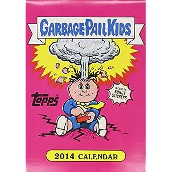 Garbage Pail Kids 2014 Calendar