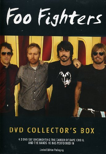 Foo Fighters - The Dvd Collector'S Box