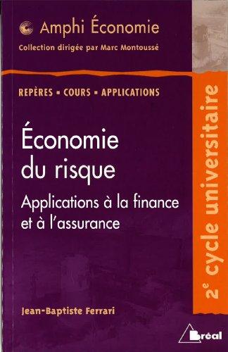 Economie du risque (amphi)
