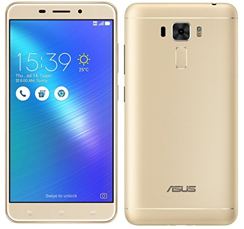 Asus Zenfone 3 Max ZC553KL (4H080IN), Premium Real Tempered Glass , 2.5D 9H Anti-Fingerprints & Oil Stains Coating Hardness Screen Protector Guard for  available at amazon for Rs.190