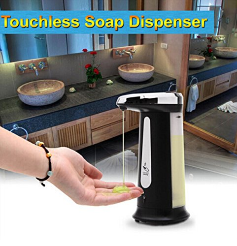 nusey-tm-400ml-automatic-handsfree-ir-sensor-sensor-liquid-soap-sanitizer-dispenser-touch-free-for-k