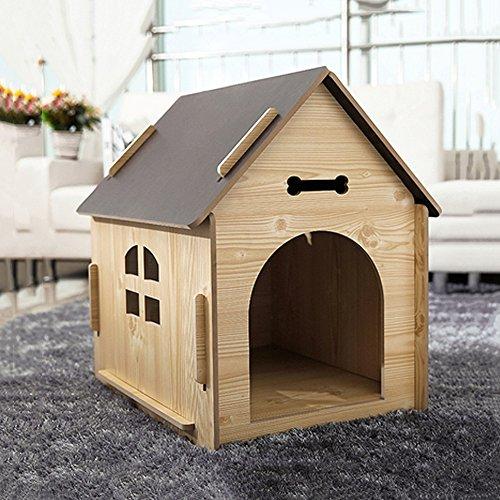 YNZYOG Casa De Mascotas Al Aire Libre Gran Chalet
