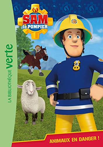 Book's Cover of Sam le pompier 01  Animaux en danger