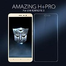 Nillkin Amazing H+ Pro - Protector de pantalla 9H 2.5D cristal templado de 0,2mm para Xiaomi Redmi Note 3