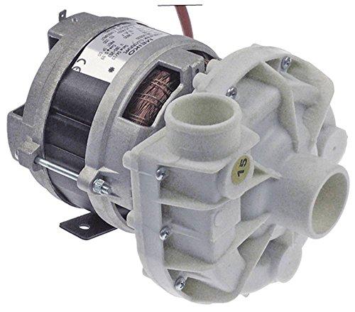 FIR Pumpe 3911K2533 0,55kW/0,75PS passend für Meiko für Spülmaschine DV40, DV40N, DV40T, DV40T FA, ECO STAR 430F, ECO STAR 530F, FR30G,...