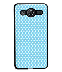 Printvisa Designer Back Case Cover for Samsung Galaxy Core 2 G355H :: Samsung Galaxy Core Ii :: Samsung Galaxy Core 2 Dual (Polka Dots Dotted Net Print Texture)