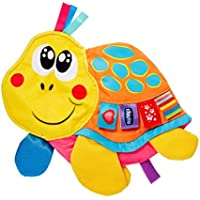 Chicco - Molly la tortuga, llamativo y divertido con diferentes texturas