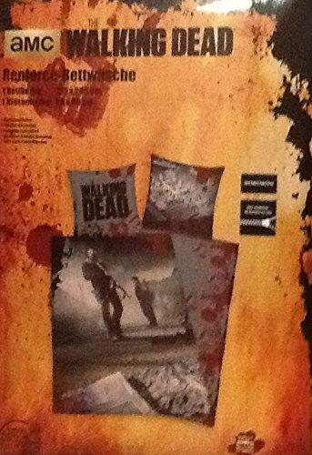 The Walking Dead Bettwäsche Wendebettwäsche 1 X Kissenbezug 80 X
