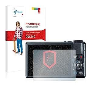 Vikuiti MySafeDisplay Film de protection écran DQC160 de 3M adapté pour Canon PowerShot S110