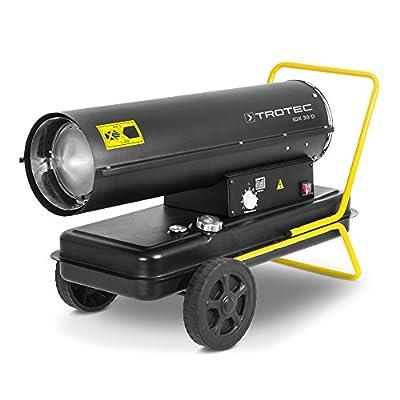 TROTEC Direkt-Ölheizgebläse IDX 30 D mit 30 kW von TROTEC bei Heizstrahler Onlineshop