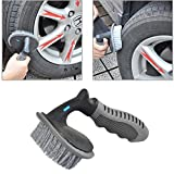 #5: Nikavi NKVTIRE001 Car Wheel Tire Rim Scrub Brush