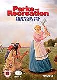 Parks and Recreation - Season 1-5 (15 disc box set) [DVD] [UK Import]