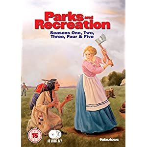 Parks and Recreation - Season 1-5 (15 disc box set) [DVD]