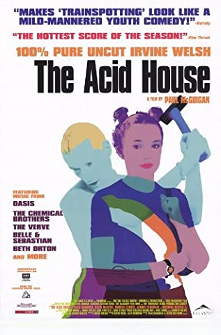 The Acid House Affiche Movie Poster (27 x 40 Inches - 69cm x 102cm) (1998)