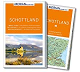 MERIAN momente Reiseführer Schottland: Mit Extra-Karte zum Herausnehmen