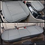 LPY-Cojín de asiento de coche Cómodo sillón de algodón y felpa transpirable , red