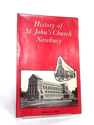 History of St. John's Church, Newbury