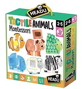 Headu it20188-Cachorros táctiles Montessori