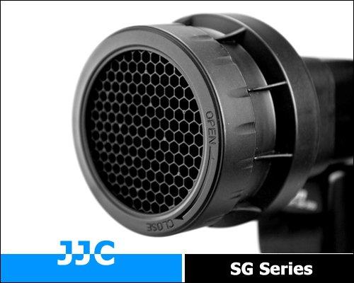 jjc-sg-cii-3-in-1-stacking-grid-light-modifier-system-for-canon-580ex-580ex-ii-yongnuo-yn-560-yn-560