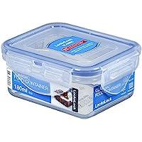Lock & Lock HPL 805 Boîte essentielle 180 ml Etanche à 100% air et liquide