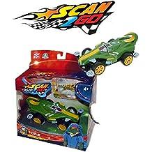 Race Car macchinine pista Scan 2 Go Dile Crocodile *18713 giocattoli x bambini