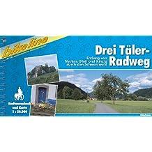 Bikeline Radtourenbuch, Drei Täler-Radweg