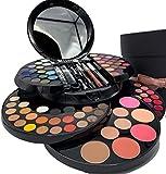 Trucco Set Palette Nocibe, Trucco Multicolore Per Uso Privato e Professionale