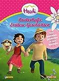 Heidi: Zauberhafte Erstlese-Geschichten: Mit drei Geschichten in zwei Lesestufen