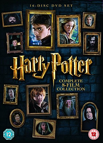 Image of Harry Potter - Complete 8-Film Collection (2016 Edition) [Includes Digital Download] [DVD + UV Copy]