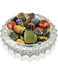 Reiki Crystal Products Mixed Crystal Tumble Stone (500 gm)