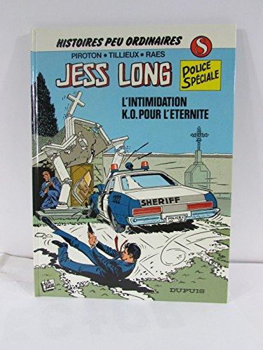 Jess Long N°8 L'intimidation KO pour l'éternité