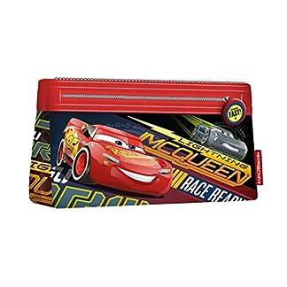 Karactermania 32459 Cars 3 Race Estuches, 22 cm, Rojo