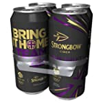 Strongbow Dark Fruit Cider, 4 x 440ml...