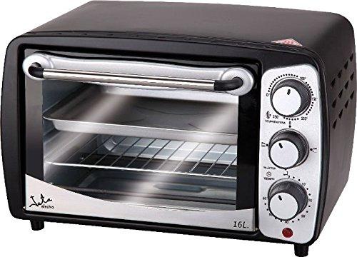 Jata Hn616 Mini Table Top Oven, 16 Litre, 1280 W