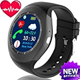 Best Smart for Life Montres Android - TURNMEON Montre Connectée Montre Sport Cardiofréquencemètre Bluetooth Smartwatch Review