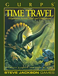 GURPS Time Travel (GURPS: Generic Universal Role Playing System)