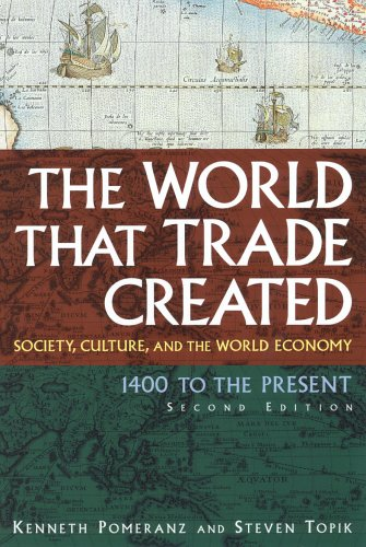 The World That Trade Created: Society, Culture and the World Economy, 1400 to the Present (Sources and Studies in World History)