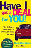 Presents the car buyer with tips for selecting a vehicle, detecting unscrupulous sales tactics, and negotiating the best deal