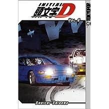 Initial D:  Volume 6