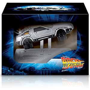 Back to the Future Trilogy - Limited DeLorean Edition [Blu-ray]