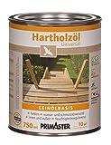 Primaster–Hartholz Universal Öl 750ml, farblos