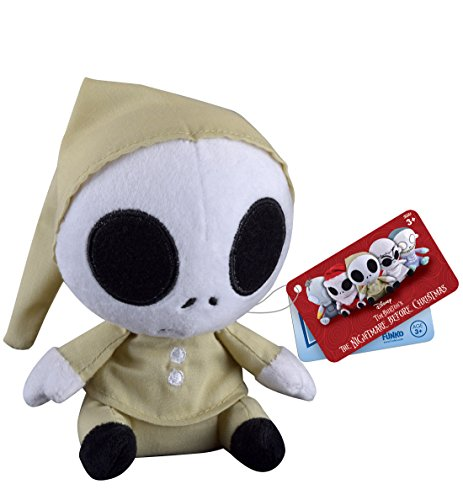 Funko Nightmare Before Christmas Mopeez Pajama Jack Plush Figure