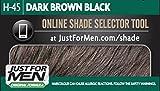 Just For Men Hair Colouring Kit Original Formula, Dark Brown Black H45